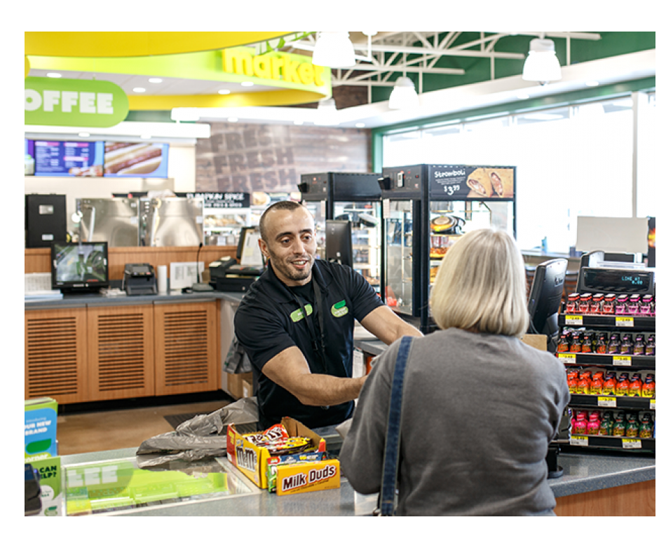 Retail Pos Point Of Sale System For Convenience Stores In
